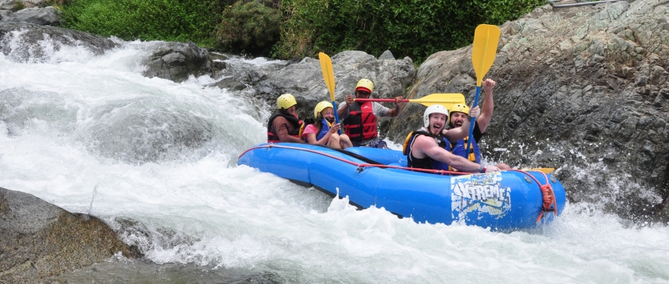 River Rafting at Jarabacoa